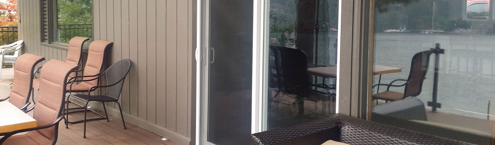 Sliding Patio Screen